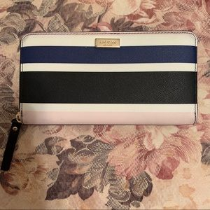 KATE SPADE Lacey Shore Street Cruisestrip Wallet